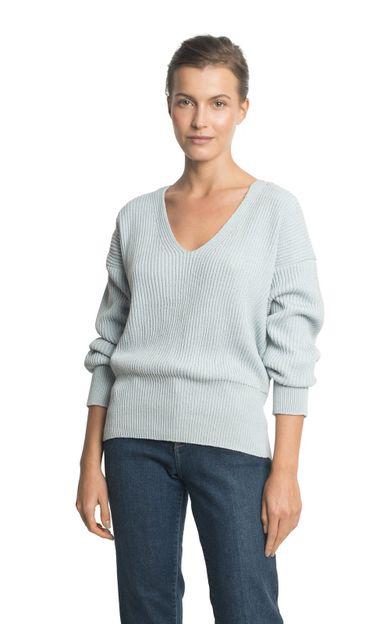 pull-tricot-gola-v-azul-ceu-tamanho-P-Frente1