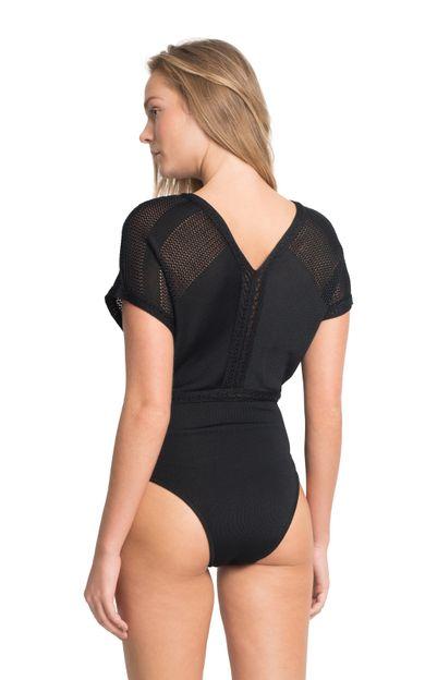 body-tricot-vazado-preto-tamanho-G-Costas