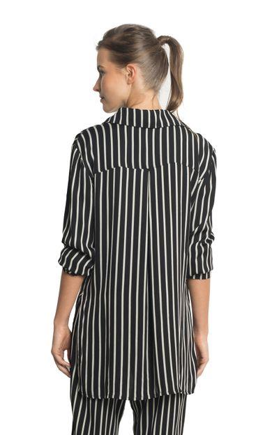 camisa-sleep-fio-tinto-listra-tamanho-P-Costas