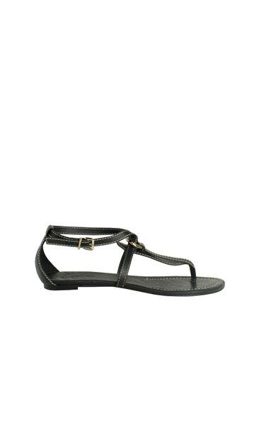 sandalia-argola-preto-tamanho-36-Costas