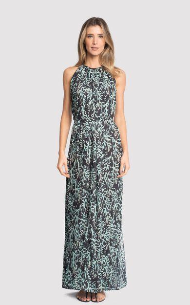 vestido-longo-plissado-classic-rocas-tamanho-PP-Frente