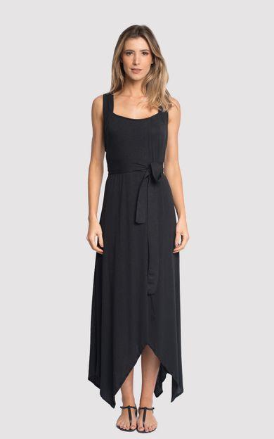 vestido-pontas-malha-preto-tamanho-P-Frente1