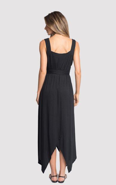 vestido-pontas-malha-preto-tamanho-P-Costas