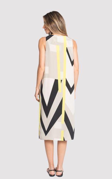 vestido-seda-classico-graphism-tamanho-P-Costas