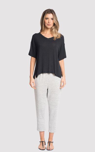 blusa-gola-v-detalhe-preto-tamanho-PP-Frente
