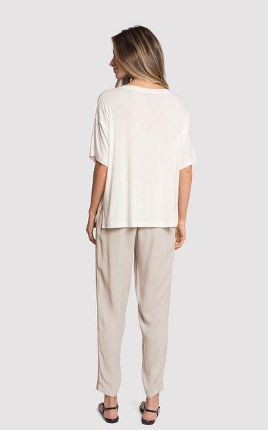 blusa-gola-v-detalhe-off-white-tamanho-P-Costas
