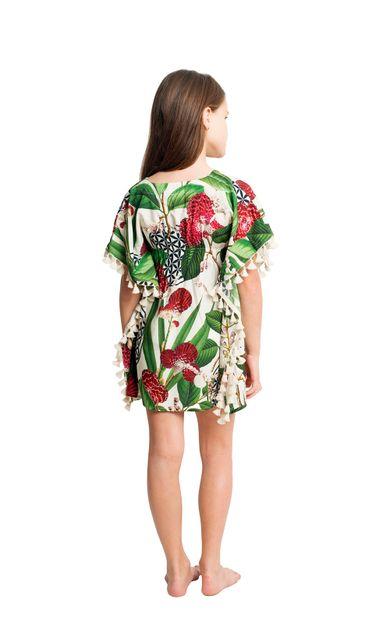 kaftan-infantil-franjas-fidji-floral-tamanho-2-Costas