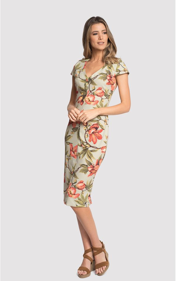 vestido-like-jersey-ziper-flora-tamanho-P-Frente