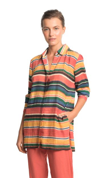 camisa-azteca-azteca-tamanho-PP-Frente