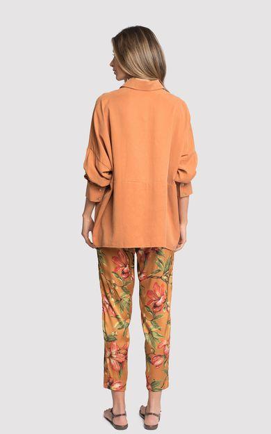 camisa-tencel-mykonos-ocre-tamanho-G-Costas
