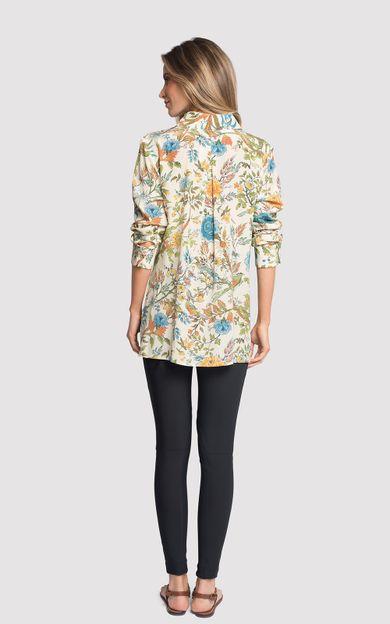 camisa-classico-seda-estampado-greenhouse-tamanho-P-Costas