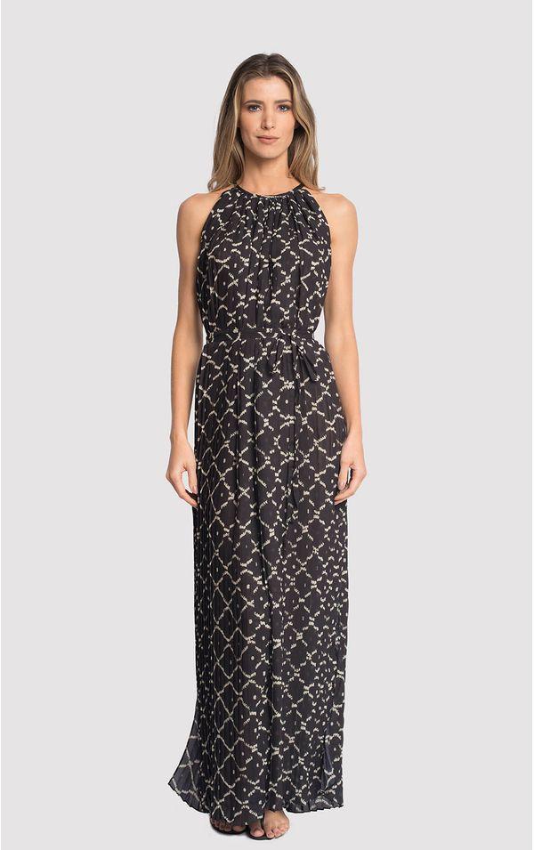 vestido-longo-plissado-classic-tantra-tamanho-PP-Frente