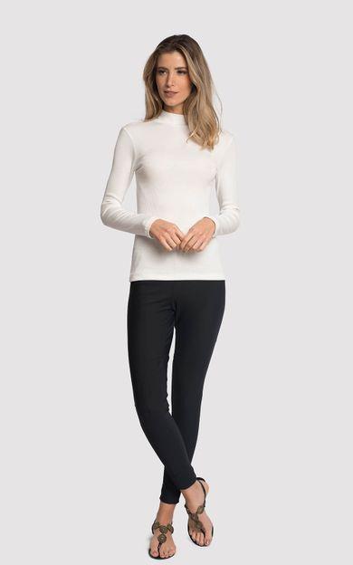 blusa-manga-rib-gola-alta-off-white-tamanho-PP-Frente