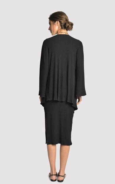 vestido-quimono-rib-preto-tamanho-P-Costas