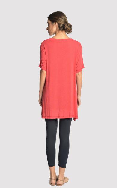 blusa-malha-fenda-lateral-melancia-tamanho-PP-Costas