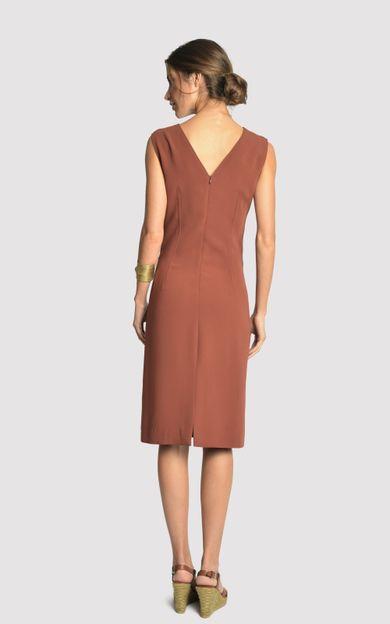 vestido-classico-tri-terra-tamanho-PP-Costas