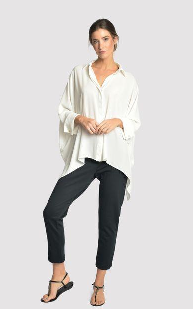 camisa-abotoadura-off-white-tamanho-M-Frente