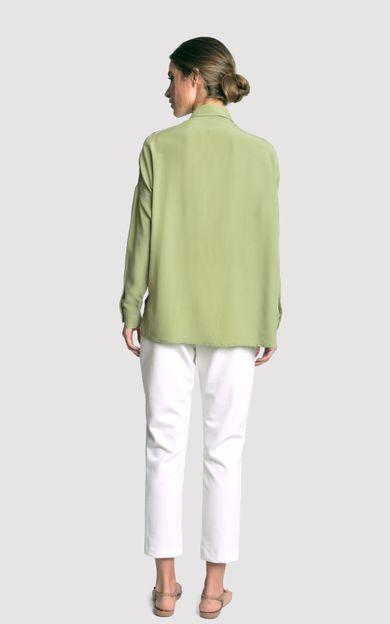 camisa-pesponto-triplo-verde-cana-tamanho-P-Costas