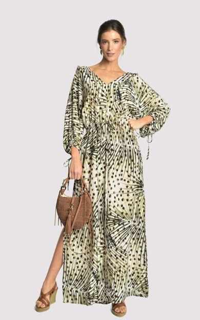 vestido-longo-animal-print-guepardo-tamanho-P-Frente