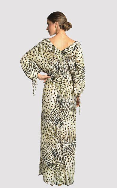 vestido-longo-animal-print-guepardo-tamanho-PP-Costas
