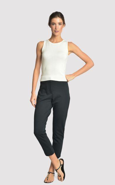 blusa-tricot-off-white-tamanho-P-Frente