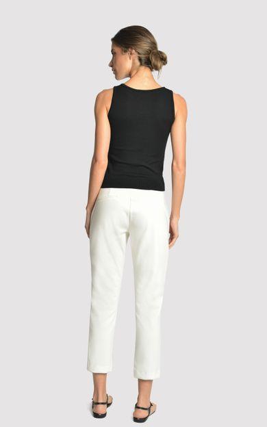 blusa-tricot-preto-tamanho-P-Costas
