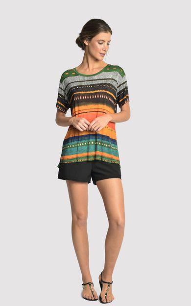 blusa-quadri-estampada-tupi-tamanho-M-Frente