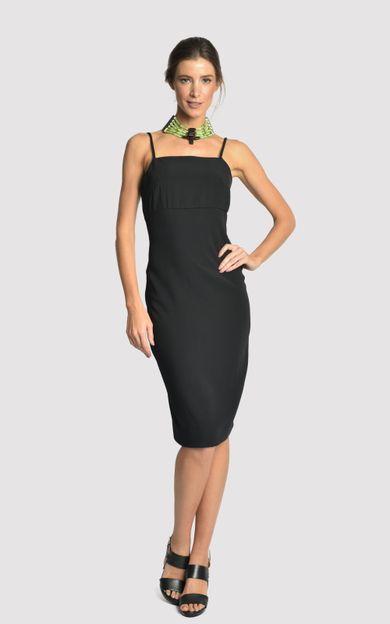 vestido-tubinho-preto-tamanho-PP-Frente