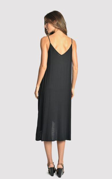 vestido-camadas-modal-preto-tamanho-P-Costas