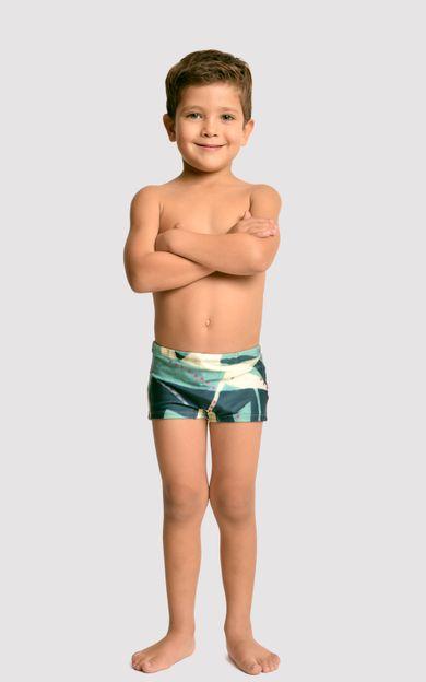 sunga-short-infantil-amazonas-tamanho-10-Frente