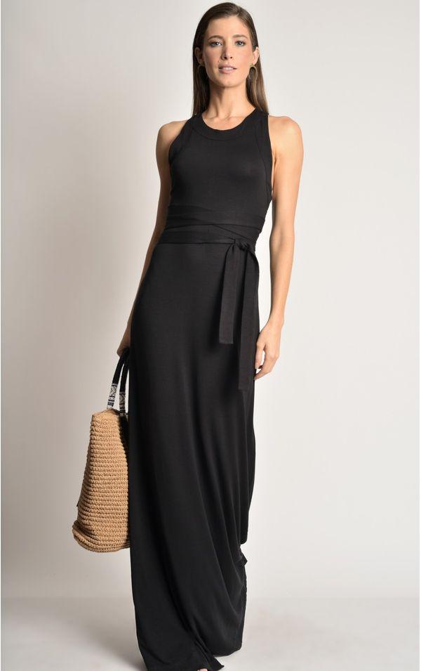 vestido-faixa-amarracao-preto-tamanho-PP-Frente2