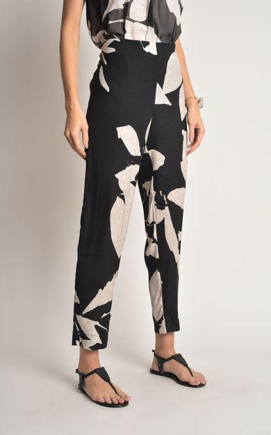 calca-alta-seda-estampada-folhas-tamanho-36-Costas