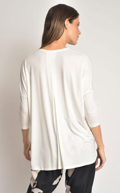 blusa-ampla-manga-modal-off-white-tamanho-P-Costas