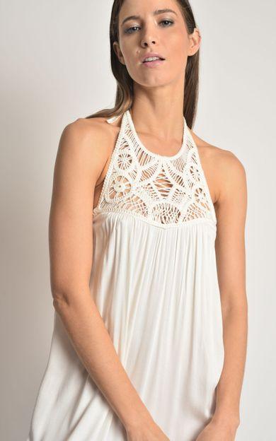 vestido-pala-bordada-off-white-tamanho-G-Frente