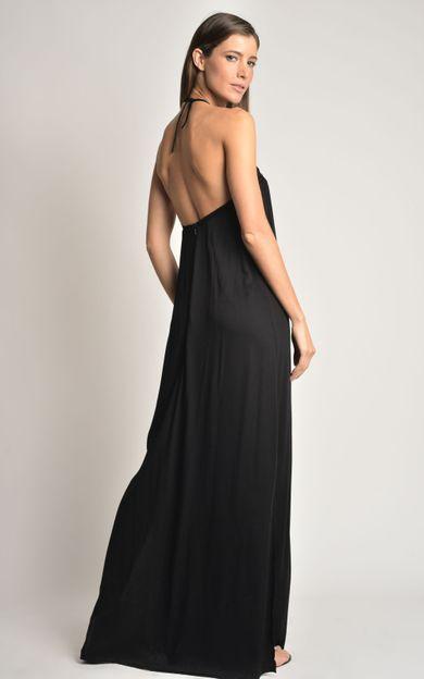 vestido-pala-bordada-preto-tamanho-P-Costas