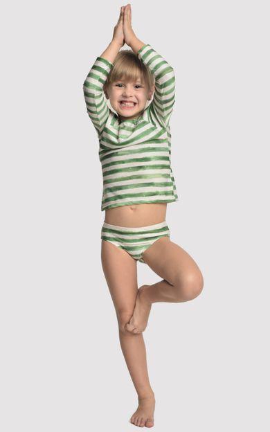 camisa-infantil-manga-longa-listra-verde-tamanho-4-Frente