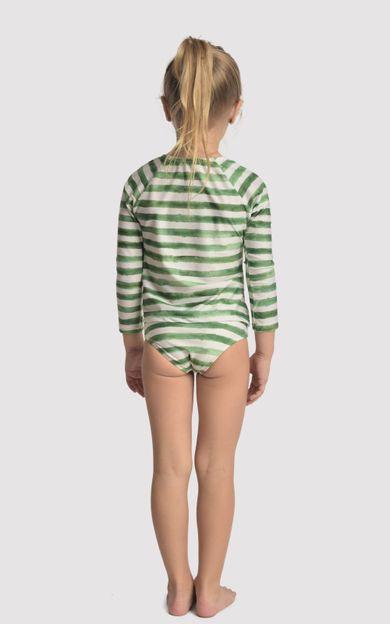 camisa-infantil-manga-longa-listra-verde-tamanho-4-Costas