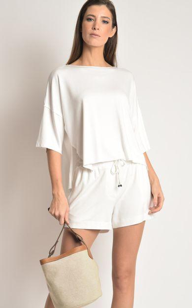 blusa-a-fio-moletinho-off-white-tamanho-PP-Frente