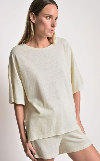 blusa-quadri-ampla-natural-tamanho-PP-Frente