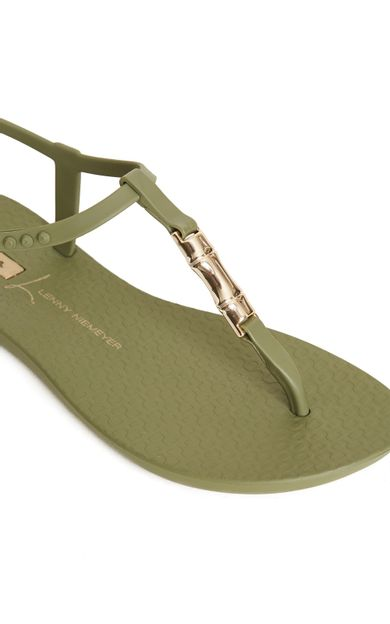 sandalia-bambu-verde-tamanho-34-Costas