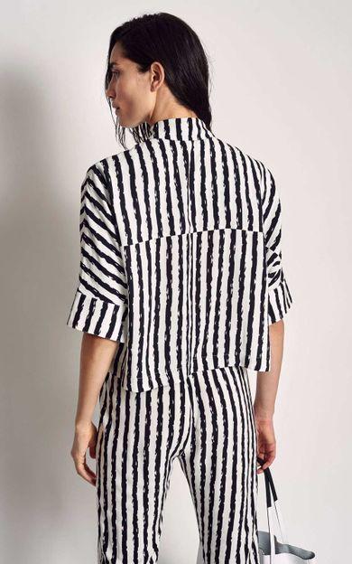 camisa-ampla-cropped-listra-tear-tamanho-PP-Costas
