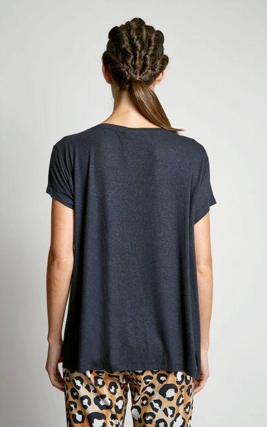 blusa-malha-ampla-preto-tamanho-PP-Costas