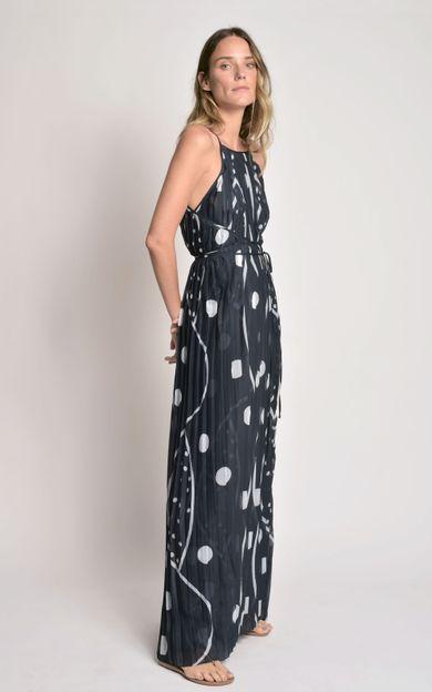 vestido-plissado-amarracao-skorpios-tamanho-U-Frente