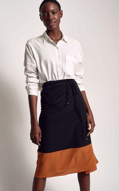 camisa-classica-seda-lisa-off-white-tamanho-P-Frente