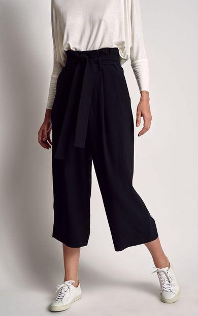 calca-alta-faixa-preto-tamanho-40-Costas