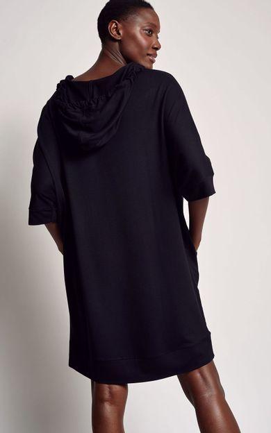 vestido-moletinho-preto-tamanho-P-Costas