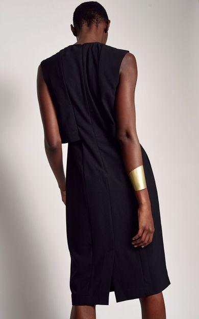 vestido-detalhe-top-preto-tamanho-P-Costas