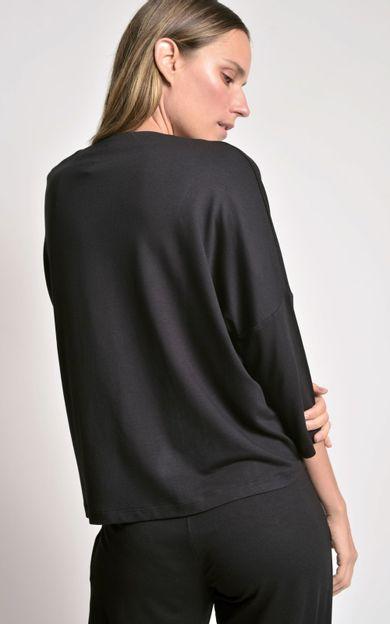 blusa-transpasse-malha-preto-tamanho-PP-Costas