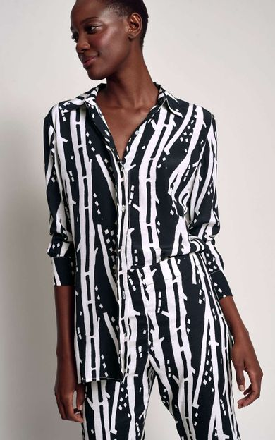 camisa-classica-seda-estampada-bambuzal-tamanho-PP-Frente