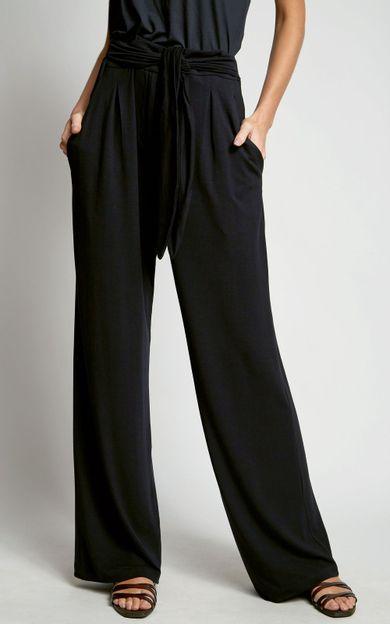 calca-alta-ampla-malha-preto-tamanho-PP-Costas